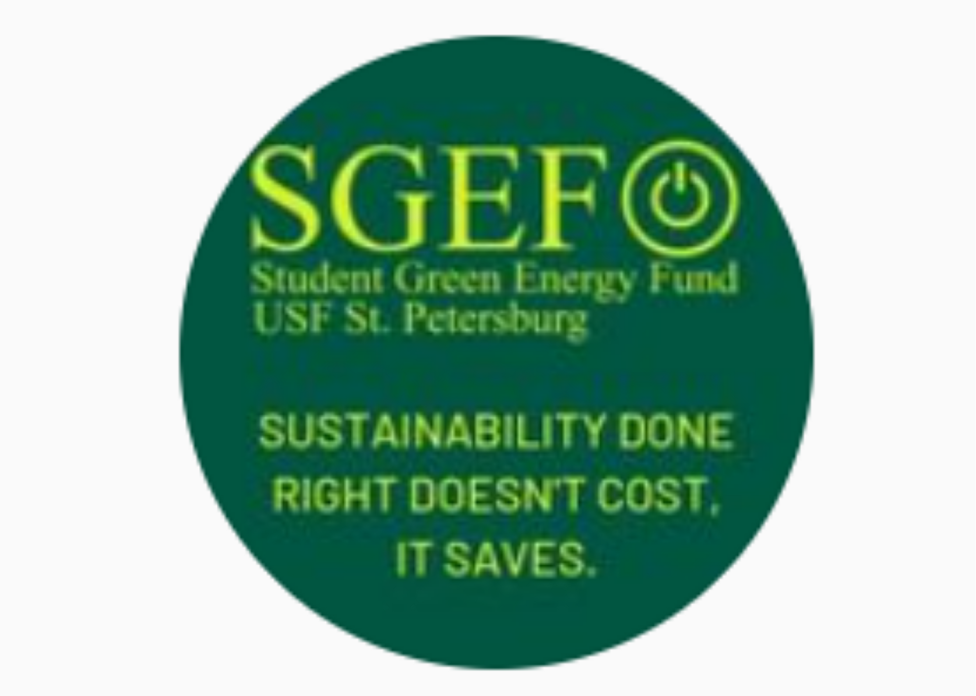 Student Green Energy Fund (SGEF)