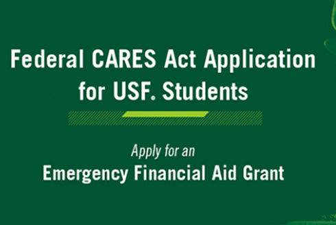 Federal CARES Act Application for USF Students