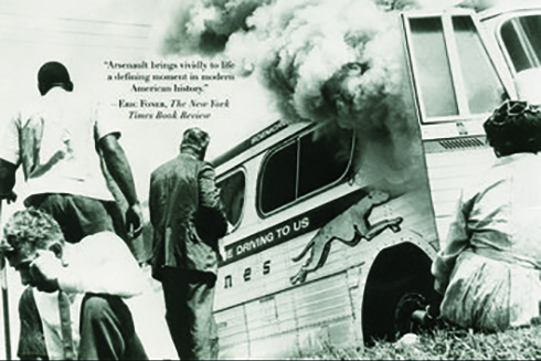 Cover of the Freedom Riders book